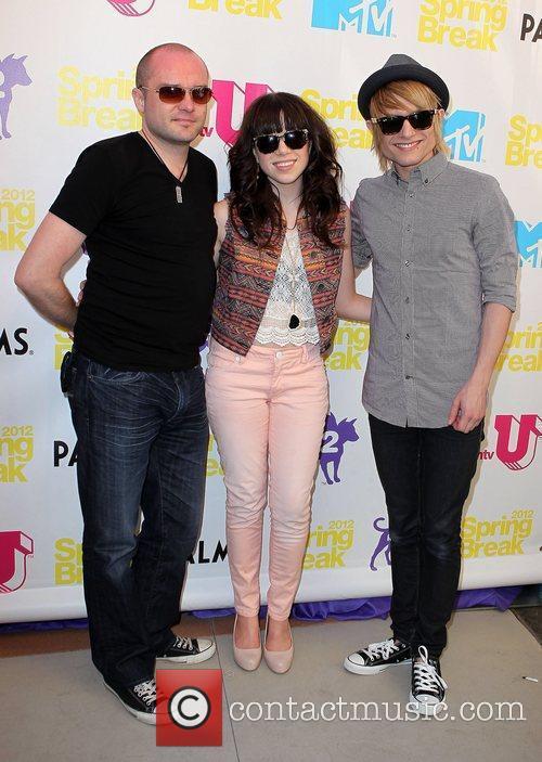 MTV Spring Break 2012 Day 2 at The...