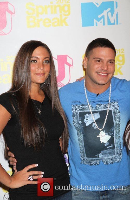 Sammi Sweetheart Giancola and Ronnie Ortiz-Magro MTV Spring...