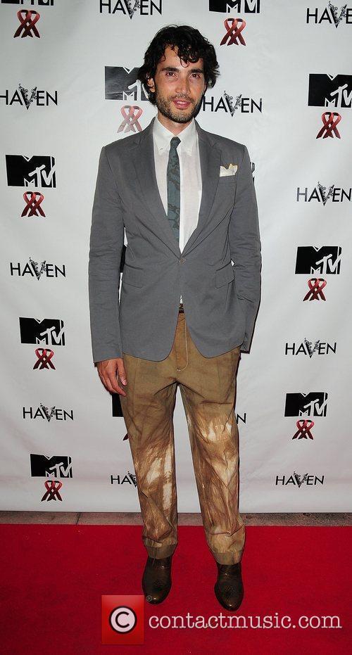 Khotan Fernandez MTV Staying Alive Team fundraiser for...