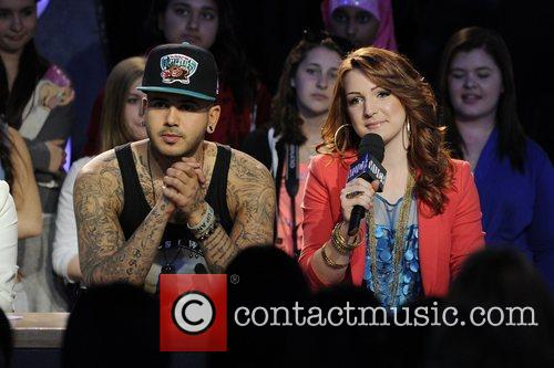 Danny Fernandes and Victoria Duffield  as guest...