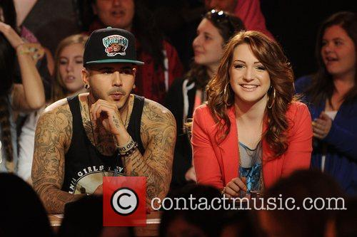 As guest judge on MuchMusic's NEW.MUSIC.LIVE for Dance...