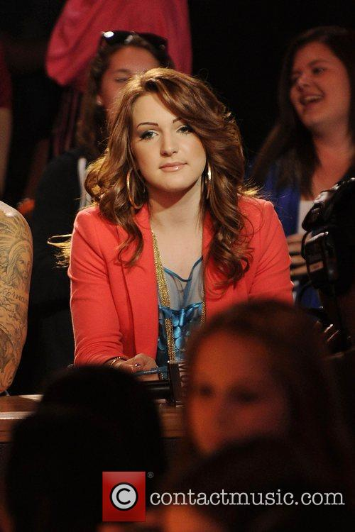 Victoria Duffield  as guest judge on MuchMusic's...