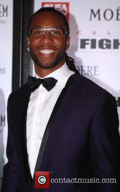 Arizona Cardinals Larry Fitzgerald Muhammad Ali's Celebrity Fight...