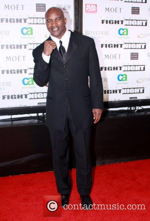 Evander Holyfield Muhammad Ali's Celebrity Fight Night XIII...