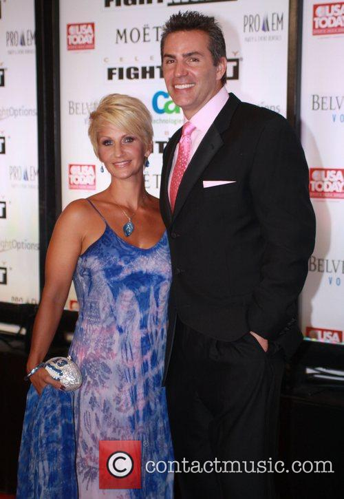 Kurt Warner and wife Brenda Muhammad Ali's Celebrity...