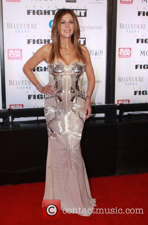 Rita Wilson Muhammad Ali's Celebrity Fight Night XIII...
