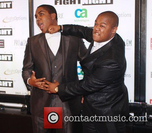 Chris Massey and Kyle Massey Muhammad Ali's Celebrity...