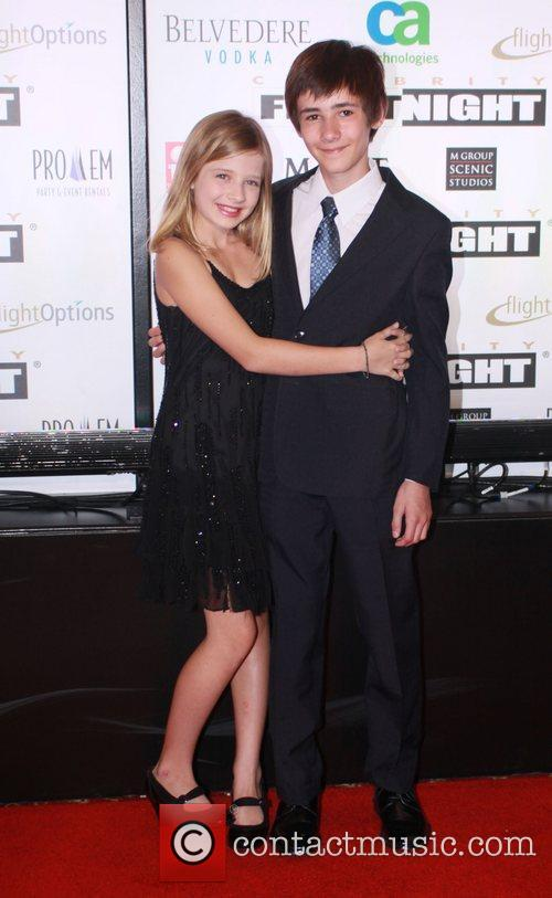 Jackie Evancho and Guest Muhammad Ali's Celebrity Fight...