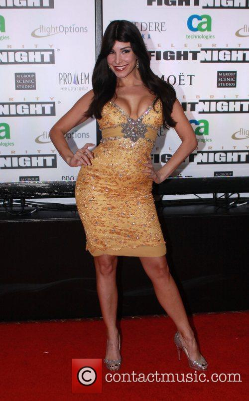 Mayra Veronica Muhammad Ali's Celebrity Fight Night XIII...