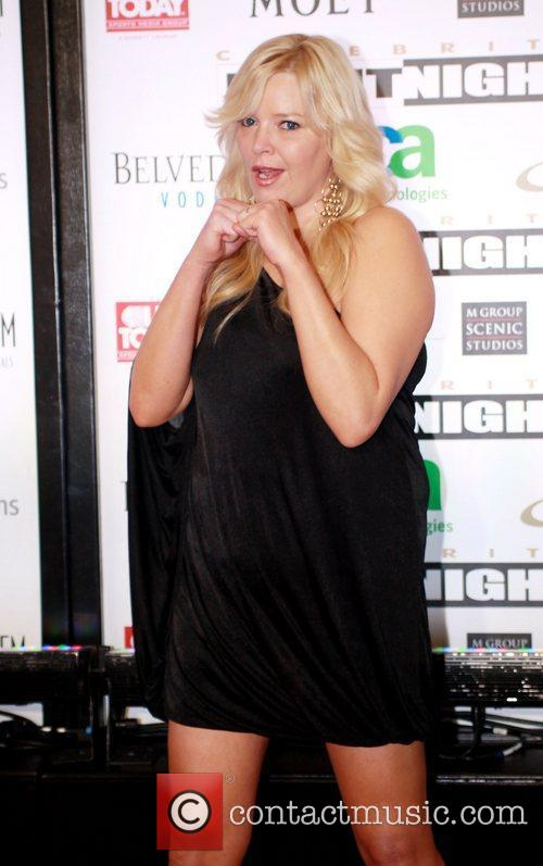 Melissa Peterman Muhammad Ali's Celebrity Fight Night XIII...