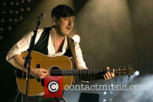 Marcus Mumford and Mumford & Sons 3