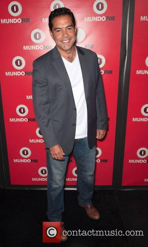 Carlos Gomez MundoFOX Launch Party: Let's Make History...