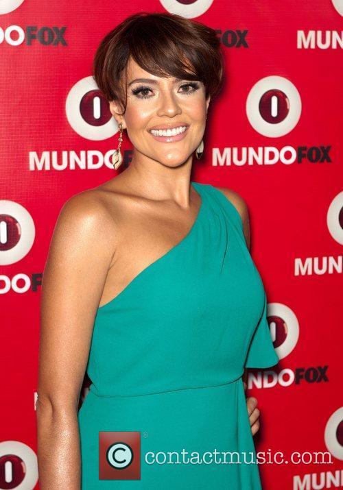 Cristina Umana MundoFOX Launch Party: Let's Make History...