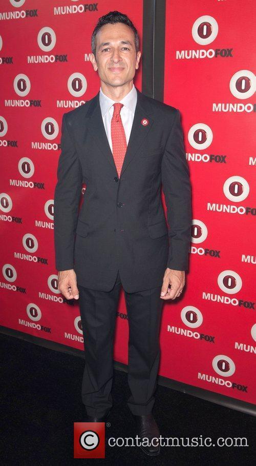 Hernan Lopez MundoFOX Launch Party: Let's Make History...