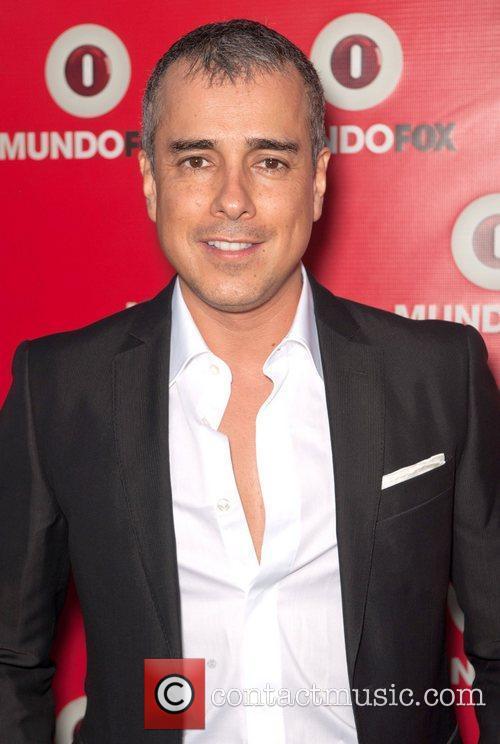 Jorge Enrique Abello MundoFOX Launch Party: Let's Make...