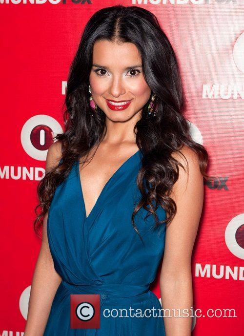 Paola Rey MundoFOX Launch Party: Let's Make History...