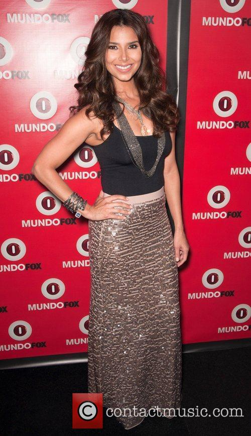 Roselyn Sanchez MundoFOX Launch Party: Let's Make History...