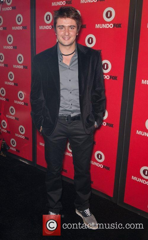 Andres Sandoval MundoFOX Launch Party: Let's Make History...