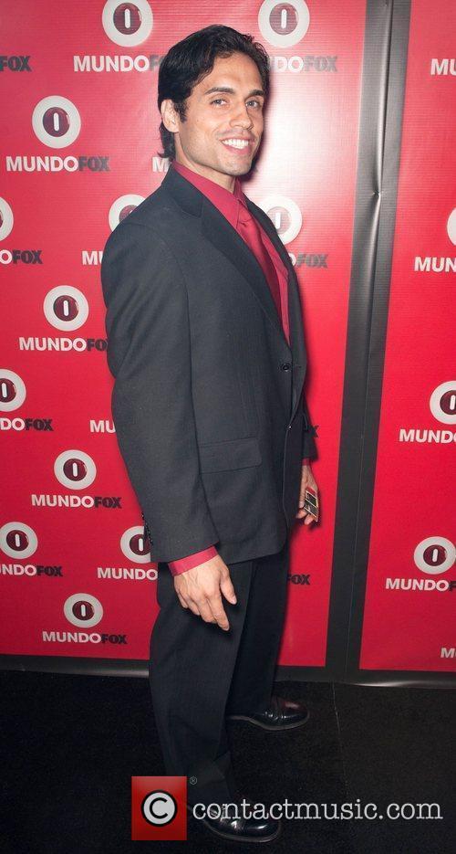 Danny Arroyo MundoFOX Launch Party: Let's Make History...