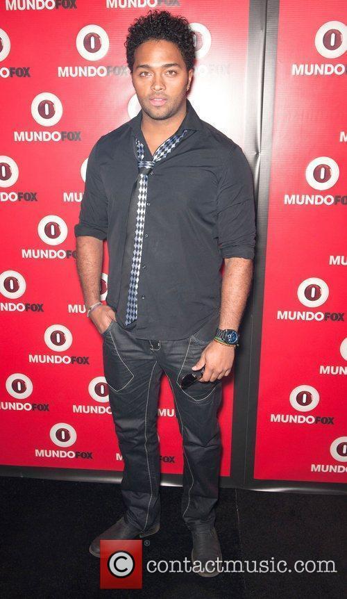 Jair Romero MundoFOX Launch Party: Let's Make History...