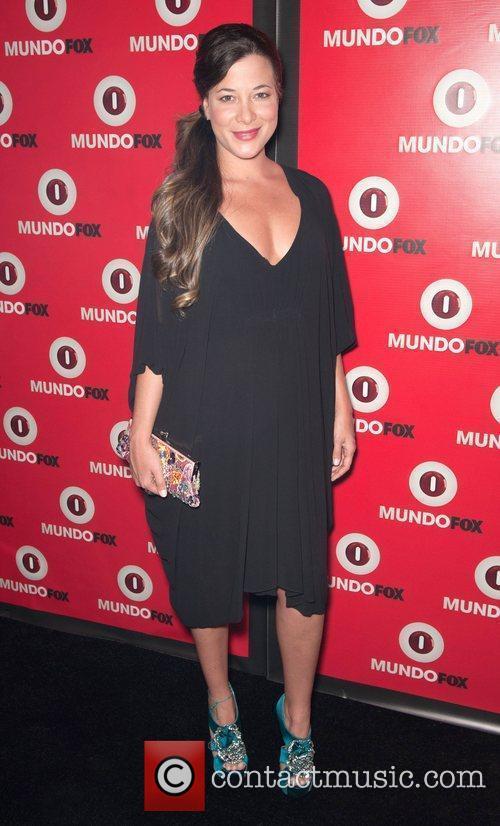 Maria Adelaida MundoFOX Launch Party: Let's Make History...