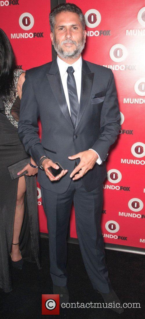 Marlon Marino MundoFOX Launch Party: Let's Make History...