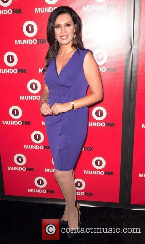 Palmira Perez MundoFOX Launch Party: Let's Make History...