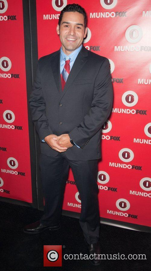 Rolando Nichols MundoFOX Launch Party: Let's Make History...