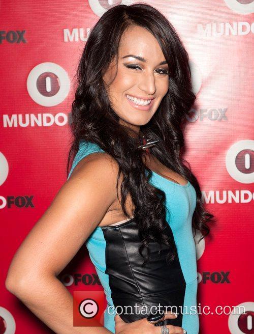 Victoria Ortiz MundoFOX Launch Party: Let's Make History...