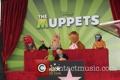 The Muppets and Star On The Hollywood Walk Of Fame 6