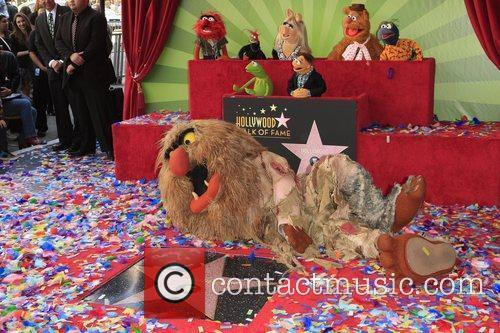 The Muppets and Star On The Hollywood Walk Of Fame 9