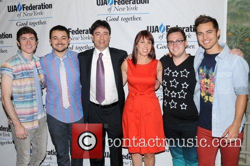 Rick Krim, Walk the Moon and Amy Dole2012...
