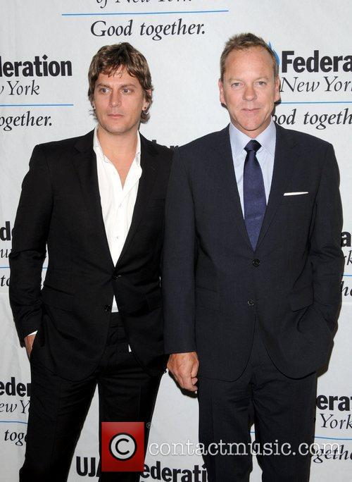 Rob Thomas and Kiefer Sutherland 3