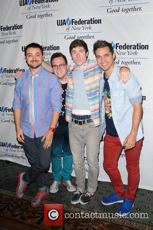 Walk the Moon2012 Music Visionary of the Year...