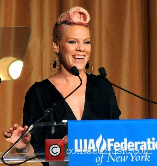 Pink aka Alecia Moore 2012 Music Visionary of...