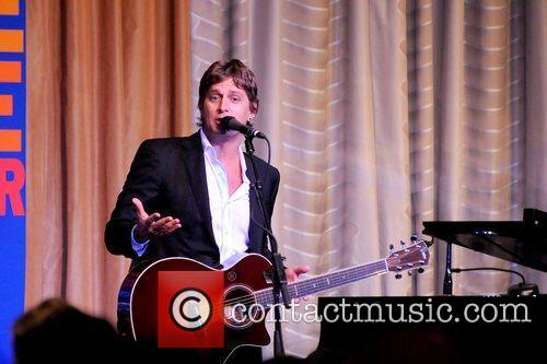 Rob Thomas performs 2012 Music Visionary of the...