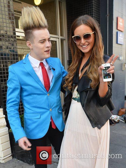 Grimes, Jedward and Rozanna Purcell 4