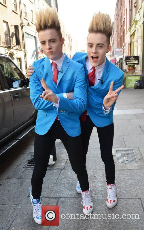 Jedward and Grimes 1