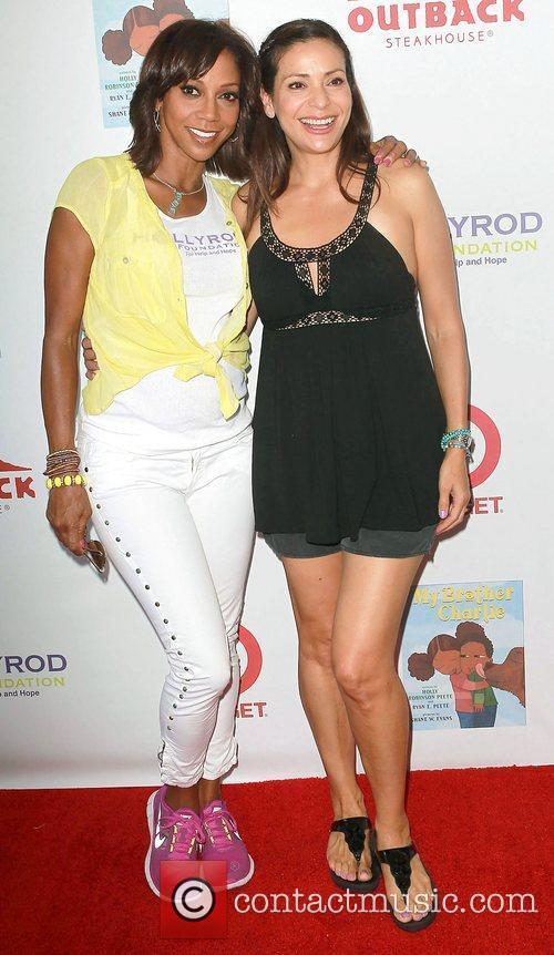 Holly Robinson Peete and Constance Marie 3