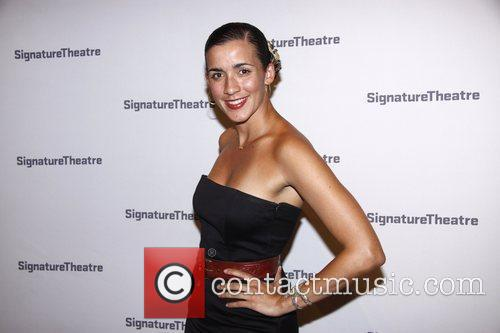 Patricia McGregor Opening night party for the Off-Broadway...