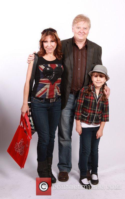 Dave Foley and Alina 2