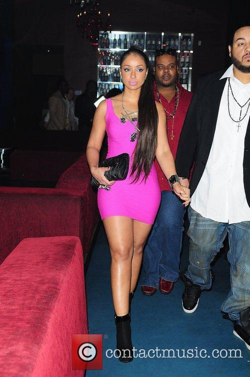 mya attend the 3rd year anniversary party 5799844