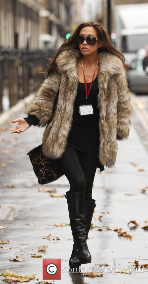 Myleene Klass and London 6