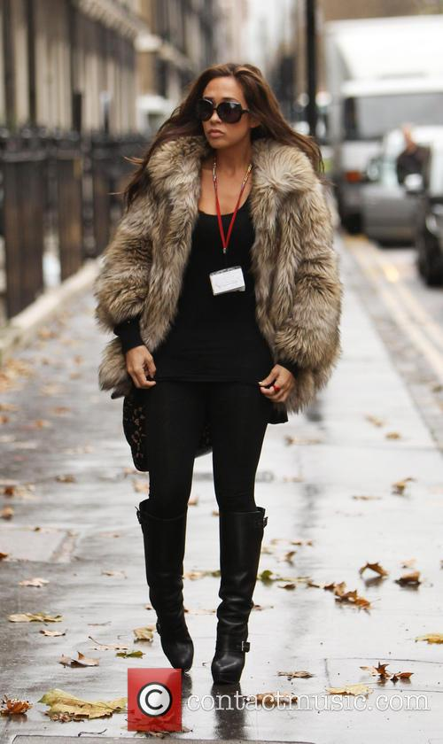 Myleene Klass and London 3