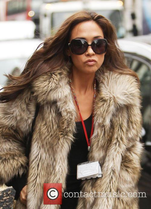 Myleene Klass and London 7