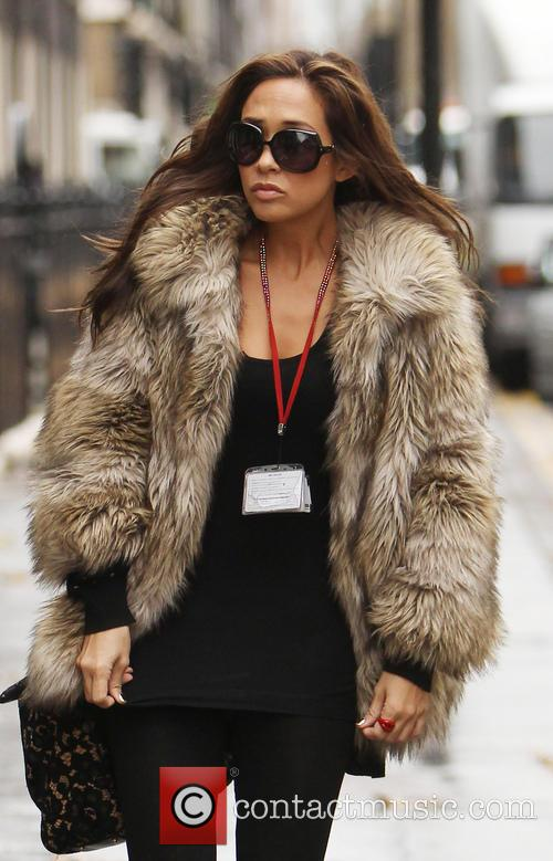 Myleene Klass and London 8