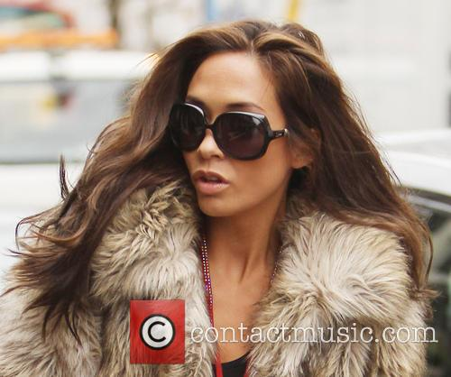 Myleene Klass and London 5