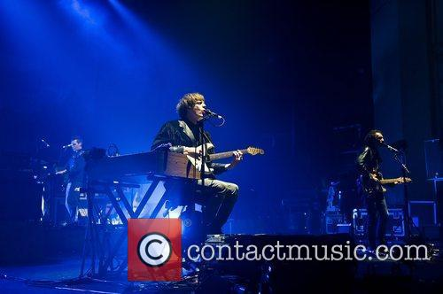 Mystery Jets and Brixton Academy 3