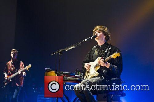 Mystery Jets and Brixton Academy 6