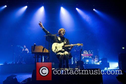 Mystery Jets and Brixton Academy 8